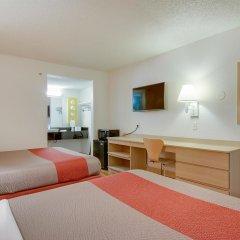 Отель Motel 6 Tacoma, WA - South США, Такома - отзывы, цены и фото номеров - забронировать отель Motel 6 Tacoma, WA - South онлайн комната для гостей фото 3