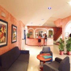 OK Hotel Bay Ibiza интерьер отеля