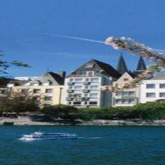Hotel Römerhafen пляж
