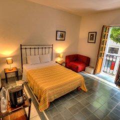 Отель Casa Bruselas комната для гостей