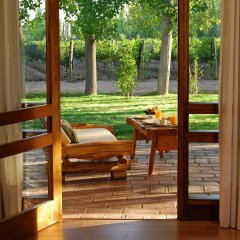 Отель Algodon Wine Estates and Champions Club Сан-Рафаэль балкон
