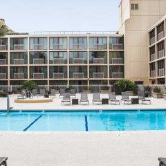 Отель Hilton San Francisco Union Square фитнесс-зал