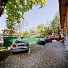 Отель TWW Apartamenty Zakopane парковка
