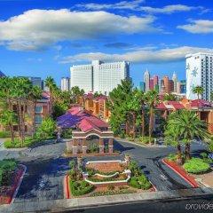 Отель Desert Rose Resort США, Лас-Вегас - 9 отзывов об отеле, цены и фото номеров - забронировать отель Desert Rose Resort онлайн балкон