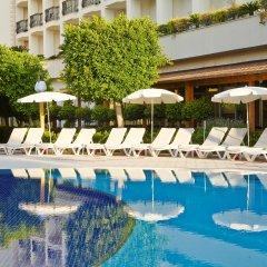 Отель Palmet Beach Resort Кемер бассейн фото 2