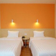 Отель 7Days Inn Shenzhen Luohu Kouan Китай, Шэньчжэнь - отзывы, цены и фото номеров - забронировать отель 7Days Inn Shenzhen Luohu Kouan онлайн комната для гостей фото 3
