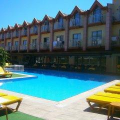 Отель Grand Nar бассейн фото 2