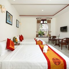 Отель Hoi An Dat Cam Homestay комната для гостей фото 4