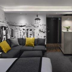 Radisson Blu Hotel, Edinburgh City Centre Эдинбург интерьер отеля фото 2