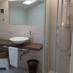 Отель Pension Hilpold Лана ванная фото 2
