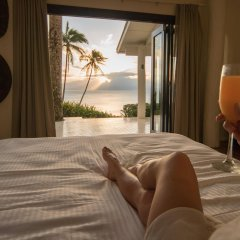 Отель Raiwasa Grand Villa - All-Inclusive Фиджи, Остров Тавеуни - отзывы, цены и фото номеров - забронировать отель Raiwasa Grand Villa - All-Inclusive онлайн комната для гостей