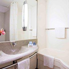 Отель Novotel Torino Corso Giulio Cesare Италия, Турин - 1 отзыв об отеле, цены и фото номеров - забронировать отель Novotel Torino Corso Giulio Cesare онлайн ванная