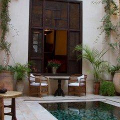 Отель Dixneuf La Ksour Марокко, Марракеш - отзывы, цены и фото номеров - забронировать отель Dixneuf La Ksour онлайн бассейн фото 2