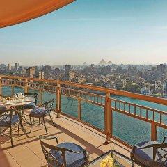 Отель Conrad Cairo балкон