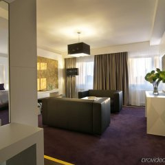 Отель Platinum Palace Польша, Вроцлав - отзывы, цены и фото номеров - забронировать отель Platinum Palace онлайн комната для гостей фото 5
