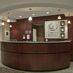Отель Comfort Suites Cicero интерьер отеля фото 3
