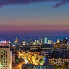 Отель Vienna House Andel´s Berlin Германия, Берлин - 8 отзывов об отеле, цены и фото номеров - забронировать отель Vienna House Andel´s Berlin онлайн пляж фото 2