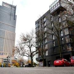 Отель Autobudget Apartments Towarowa Польша, Варшава - отзывы, цены и фото номеров - забронировать отель Autobudget Apartments Towarowa онлайн парковка