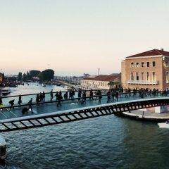 Santa Chiara Hotel & Residenza Parisi Венеция приотельная территория фото 2
