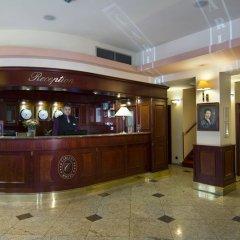 Hotel Carlton интерьер отеля фото 2