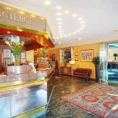 Best Western Hotel President интерьер отеля фото 2