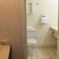 Отель Valley Inn США, Лос-Анджелес - отзывы, цены и фото номеров - забронировать отель Valley Inn онлайн ванная