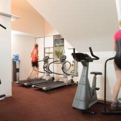 Crowne Plaza Hotel BRUGGE фитнесс-зал фото 3