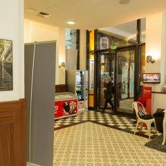 Отель St Christopher's Budget Hotel Paris Франция, Париж - отзывы, цены и фото номеров - забронировать отель St Christopher's Budget Hotel Paris онлайн интерьер отеля