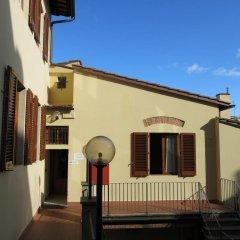 Hostel Archi Rossi балкон