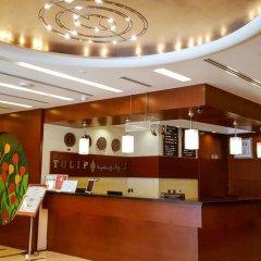 Tulip Hotel Apartments спа