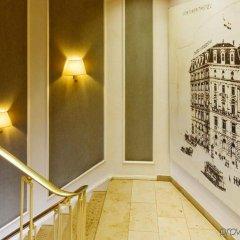 Novum Hotel Continental Frankfurt интерьер отеля фото 2