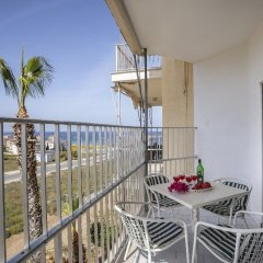 Отель Thalassa Suite Кипр, Протарас - отзывы, цены и фото номеров - забронировать отель Thalassa Suite онлайн балкон