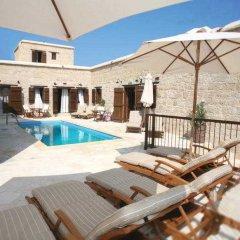 Отель Leonidas Village Houses бассейн фото 3