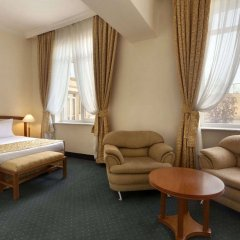 Отель Рамада Пловдив Тримонциум комната для гостей фото 5