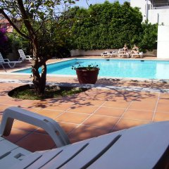 Отель Amandi бассейн фото 2