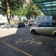 Отель Grand Inn Hotel Малайзия, Пенанг - отзывы, цены и фото номеров - забронировать отель Grand Inn Hotel онлайн парковка
