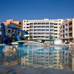 Апартаменты Sunny Beach Rent Apartments - Trakia Plaza бассейн