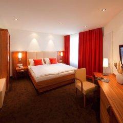 Отель Strandhotel Alte Donau Австрия, Вена - отзывы, цены и фото номеров - забронировать отель Strandhotel Alte Donau онлайн комната для гостей фото 5
