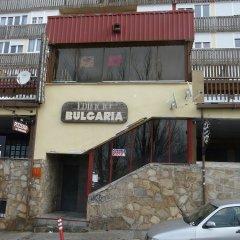 Отель Apartamentos Bulgaria городской автобус