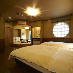 Отель Kazahaya Япония, Хита - отзывы, цены и фото номеров - забронировать отель Kazahaya онлайн комната для гостей фото 5