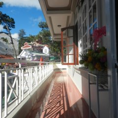 Phuong Huy 2 Hotel Далат балкон