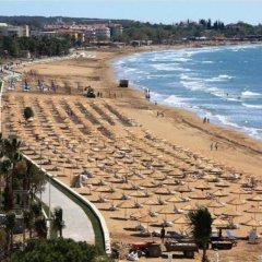 Side Sedef Hotel пляж фото 2