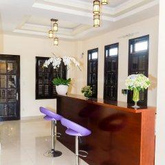 Отель TTC Villa Premium Ngoc Lan Далат гостиничный бар
