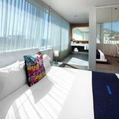 Отель W Hollywood Лос-Анджелес комната для гостей фото 4
