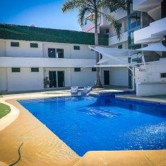 Отель Sara Suites Ixtapa бассейн фото 3