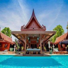 Отель Baan Sangpathum Villa бассейн фото 2