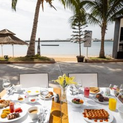 Отель Terrou Bi And Casino Resort Дакар питание