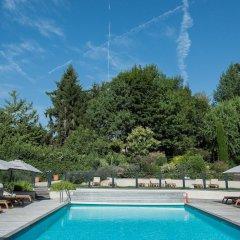 Отель Residence La Reserve Франция, Ферней-Вольтер - отзывы, цены и фото номеров - забронировать отель Residence La Reserve онлайн бассейн