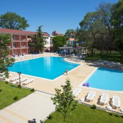 Отель Party Hotel Zornitsa Болгария, Солнечный берег - отзывы, цены и фото номеров - забронировать отель Party Hotel Zornitsa онлайн бассейн фото 2