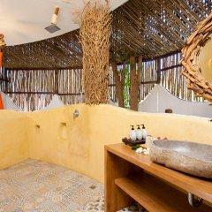 Отель Koh Tao Cabana Resort Таиланд, Остров Тау - отзывы, цены и фото номеров - забронировать отель Koh Tao Cabana Resort онлайн ванная фото 2